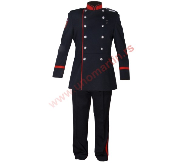 Gala official uniform ZD