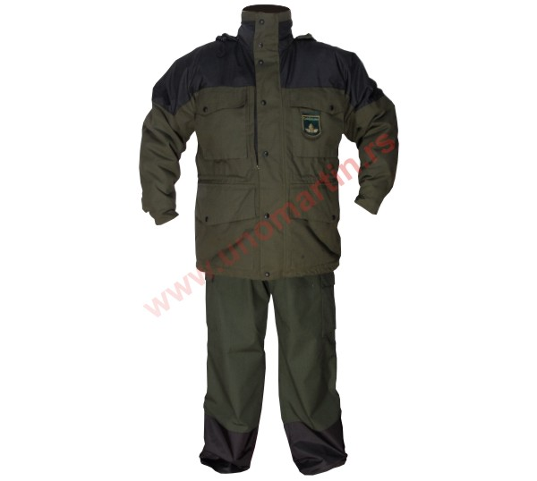 Uniform for engineers and technicians